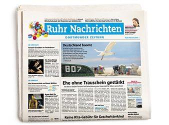 Ruhr Nachrichten - Abo der gedruckten Zeitung